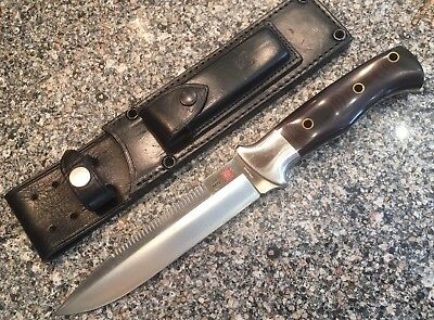Al Mar Knife SERE LARGE S.E.R.E. Rare And Collectable!