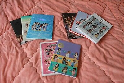 Twice 'What is Love?' 'Summer Nights' 'Yes or Yes' Official Album 8 Models