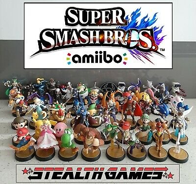 Amiibo Super Smash Bros Pokemon Zelda Fire Emblem Nintendo Switch 3ds Wii U