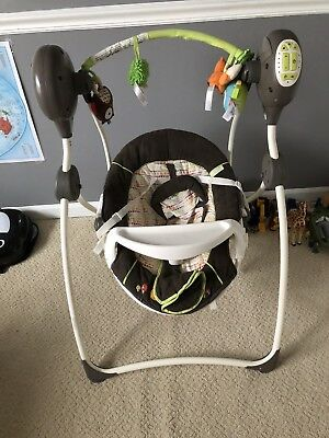 Summer Infant Sweet Sleep Musical Swing Portable Swing Local Pick Up
