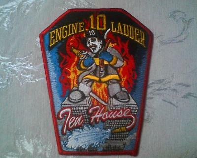 Fdny Company 10 Patch