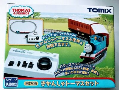 Tomix N Scale 93705 Thomas Tank Engine & Friends Thomas Starter Set NEW