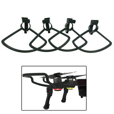 4x Propeller Prop Protector Guard Bumper Landing Gear for Saprk Quick Release US