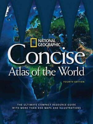 National Geographic Concise Atlas of the World, 4th Edition 9781426216602