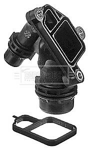 Coolant Flange / Pipe BTS1081 Borg & Beck Water 11117800048 Quality Replacement