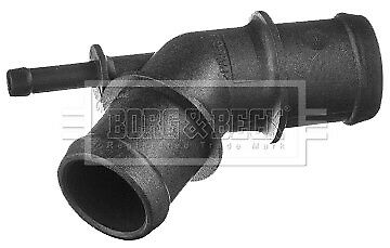 Coolant Flange / Pipe BTS1102 Borg & Beck Water Genuine Top Quality Replacement