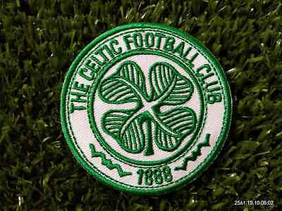 THE CELTIC FOOTBALLCLUB 1888 Craft Embroideried Sew Iron On Patch