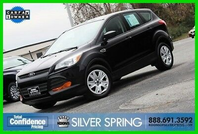 2016 Ford Escape S 2016 S Used 2.5L I4 16V Automatic FWD SUV