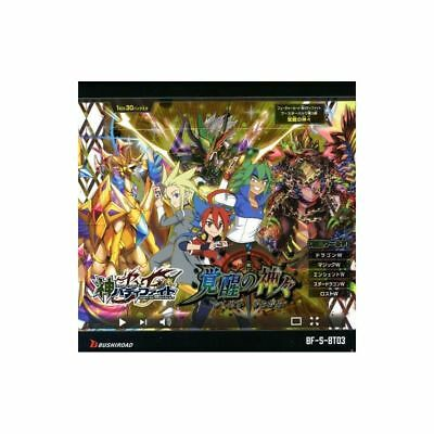 30409 BT-S-BT03 True Awakening of Deities Future Card Buddyfight 30pack Box