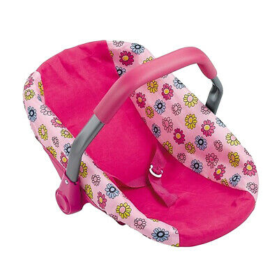 Doll Car Seat Adjustable Carrier Convert From Baby Carrier To Feeding Seat