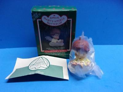 Hallmark 1988 BUTTERCUP Christmas Ornament 1st Mary's Angels Series QX4074 New