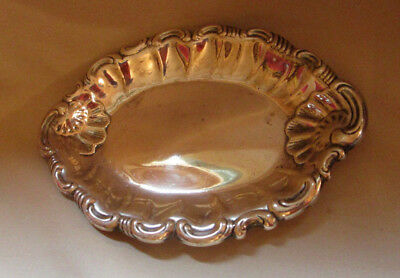 Gorham Sterling Pin Tray Vintage With Design