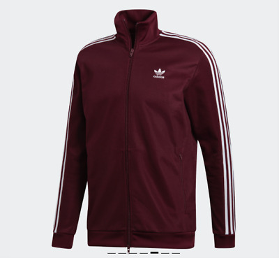 Adidas Beckenbauer Tracktop Dh5830 Color.maroon Casuals Subcultures Mode 79f8672d7fef