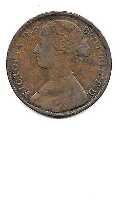 1861  Great Britain   Penny