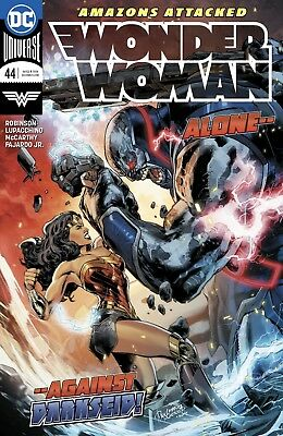 Wonder Woman #44 Dc Universe - 1St Print - Bagged And Boarded. Free Uk P+P!