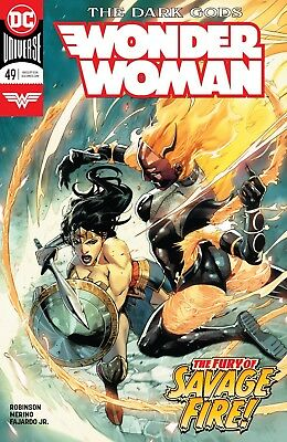 Wonder Woman #49 Dc Universe - 1St Print - Bagged And Boarded. Free Uk P+P!