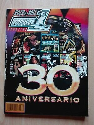 Popular 1 – ''30 Aniversario'' - With Queen, Rolling Stones, Led Zeppelin, Who..