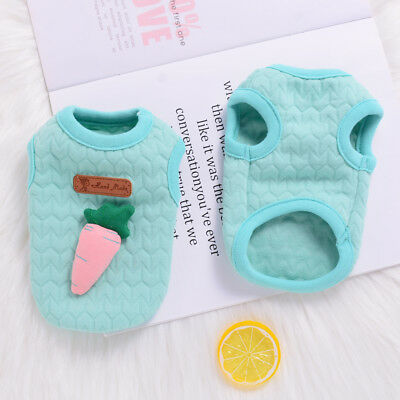 Micro Teacup Dog Sweater Cat Puppy Jacket Warm Pet Hoodie Chihuahua Coat Clothes