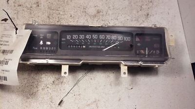 Speedometer Without Gauges Cluster Fits 95 LESABRE 301934