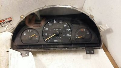 Speedometer US Cluster Without Tachometer 2 Door Fits 96-00 METRO 379651