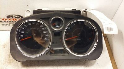 Speedometer MPH LT Without Sport Package Fits 08-10 COBALT 504777