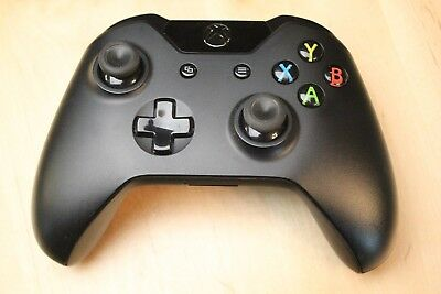 """Microsoft Wireless Controller for Xbox One Black Model 1537 """"AS IS"""""""
