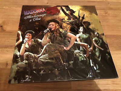 madonna reinvention tour live lp vinyl american life music