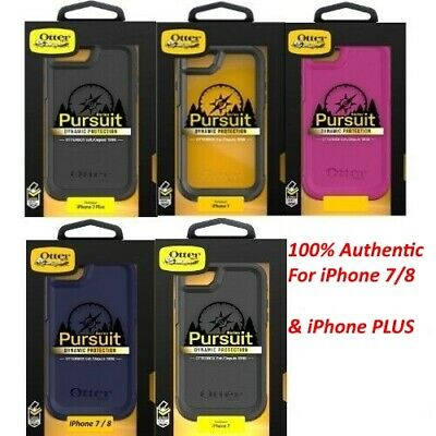 sports shoes 171b2 25084 GENUINE OTTERBOX PURSUIT Case Cover For iPhone PLUS 8 iPhone Plus 7 &  iPhone 8/7