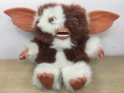 """Neca Gremlins Gizmo Mogwai beanie Plush 6"""" Inch  with scared look face"""