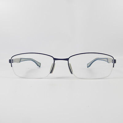 eaf7092f18 HUGO BOSS BOSS 0709 Semi rimless Used Eyeglasses Eyeglass Glasses Frames