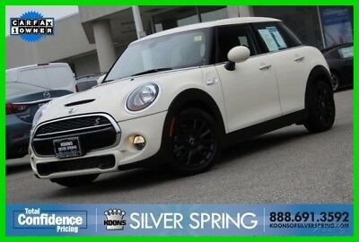 2016 Mini Hardtop Cooper S 2016 Cooper S Used Turbo 2L I4 16V Manual FWD Hatchback Premium