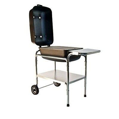 PK Grills Original Charcoal Grill and Smoker Enormous Cooking Surface, Graphite