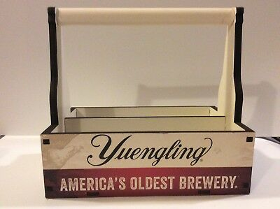 Collectible Yuengling Beer Tabletop Condiment Organizer