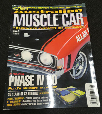 Australian Muscle Car issue number 5