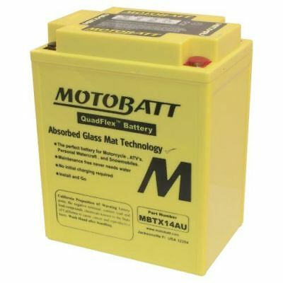 Motobatt Battery For Ducati TL 600cc