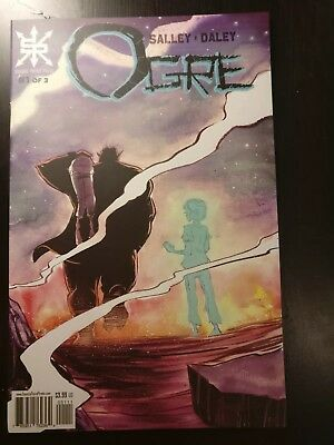Ogre #1 Source Point Press NM