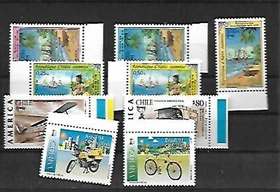 69816 / Joint Issue ** MNH America  Chile usw 1994