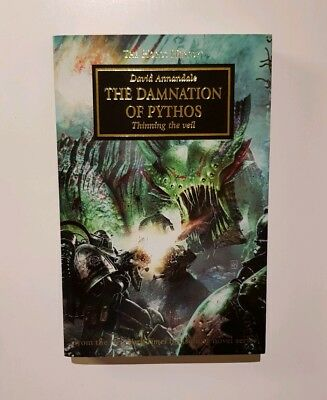 Horus Heresy #30: The Damnation Of Pythos By David Annandale - 1st Ed. TPB 2014