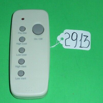 Remote Control For Mastercool Thermostat Adobe Air Rct-1000