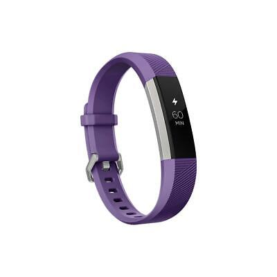 Fitbit Ace Kids Activity Tracker, Power Purple/Stainless Steel #FB411SRPM