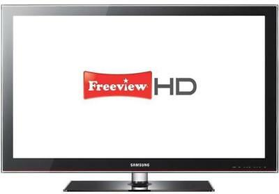 46 Samsung LE46C580 FullHD 1080p LCD TV USB FreeviewHD television