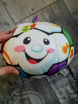 mon premier ballon interactif Fisher Price