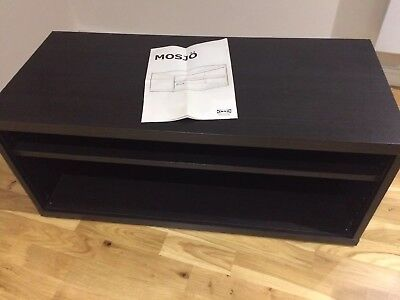 Admirable Tv Stand Mosjo Ikea Tv Stand Bench Black Modern 20 00 Alphanode Cool Chair Designs And Ideas Alphanodeonline
