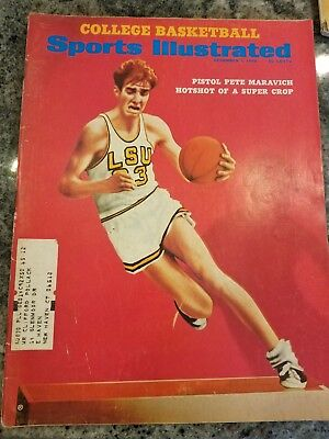 Lot of 3 Classic College Basketball Sports Illustrated mags