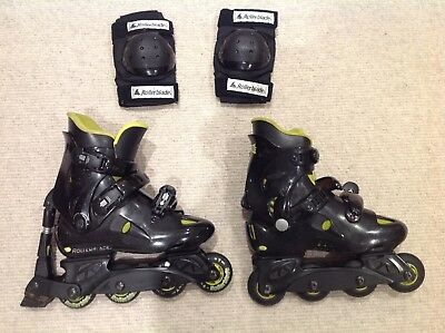 Genuine Top Quality Rollerblades UK size 6 mens or womens