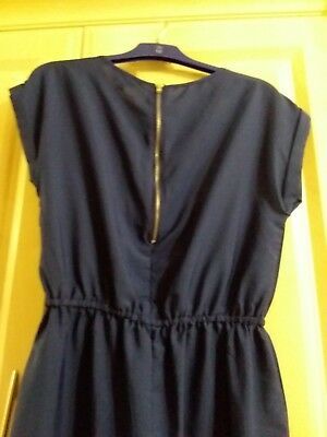 Girls jumpsuit royal blue age 12yrs from New Look