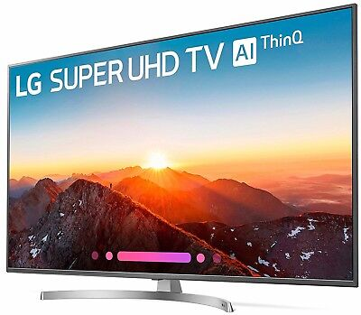 LG 65-Inch 4K Ultra HD Smart LED TV (2018 Model)-65SK8000PUA
