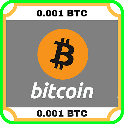 0.001 Bitcoin(BTC) MINING-CONTRACT (0.001 BTC)