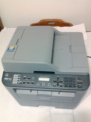 Brother MFC-L2700DW Wireless Laser All-in-One Printer.Copy.Scan.Fax.