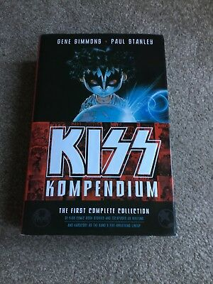 Kiss Kompendium The First Complete Collection Omnibus Graphic Novel